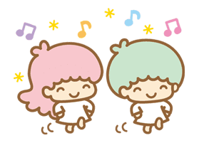 Little Twin Stars(Twinkle Days ver.) sticker #19994