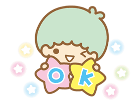 Little Twin Stars(Twinkle Days ver.) sticker #19996