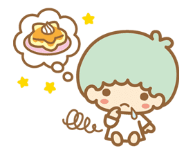 Little Twin Stars(Twinkle Days ver.) sticker #19997