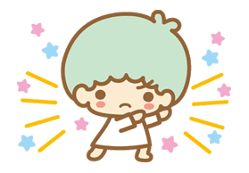 Little Twin Stars(Twinkle Days ver.) sticker #19999