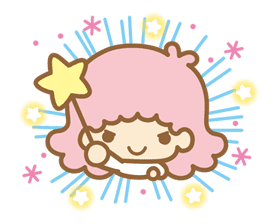 Little Twin Stars(Twinkle Days ver.) sticker #20000