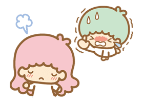 Little Twin Stars(Twinkle Days ver.) sticker #20001