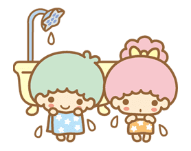 Little Twin Stars(Twinkle Days ver.) sticker #20003