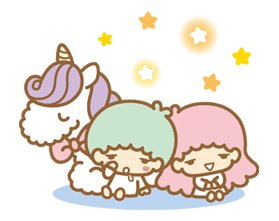 Little Twin Stars(Twinkle Days ver.) sticker #20004