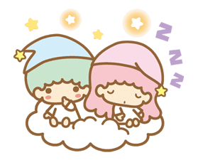 Little Twin Stars(Twinkle Days ver.) sticker #20005