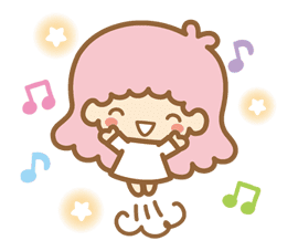 Little Twin Stars(Twinkle Days ver.) sticker #20006