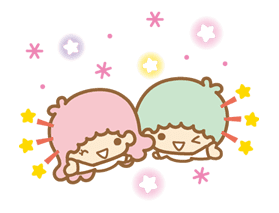 Little Twin Stars(Twinkle Days ver.) sticker #20011