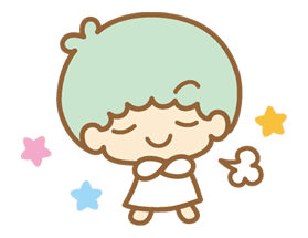 Little Twin Stars(Twinkle Days ver.) sticker #20013