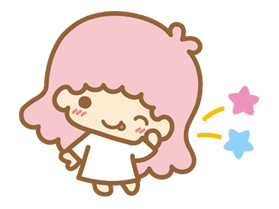 Little Twin Stars(Twinkle Days ver.) sticker #20021