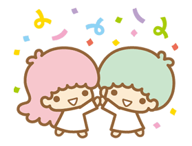 Little Twin Stars(Twinkle Days ver.) sticker #20023