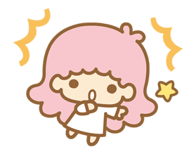 Little Twin Stars(Twinkle Days ver.) sticker #20024