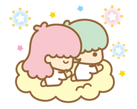 Little Twin Stars(Twinkle Days ver.) sticker #20029