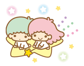 Little Twin Stars(Twinkle Days ver.) sticker #20030