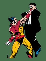 X-MEN Wolverine sticker #20083