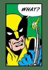 X-MEN Wolverine sticker #20101