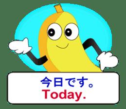 Japanese and English3 sticker #6939401