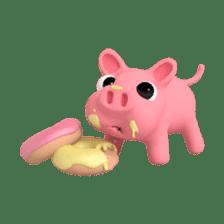 Cute Rosa sticker #6981486