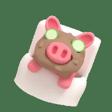 Cute Rosa sticker #6981496