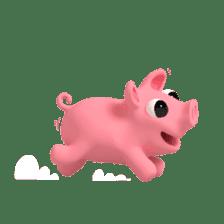 Cute Rosa sticker #6981503