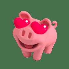 Cute Rosa sticker #6981509