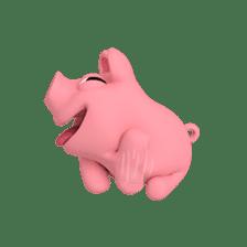 Cute Rosa sticker #6981514