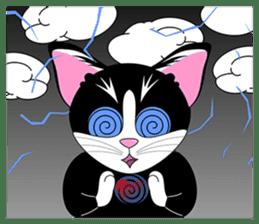 Tuxadore Cat sticker #7151357