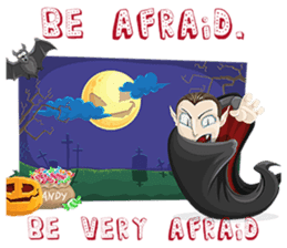 Trick-or-Treat! Halloween Party sticker #8212308