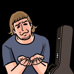 Poor Musician 2