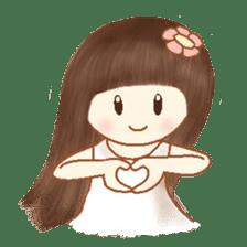 Love, Forever U & Me sticker #8943427