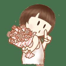 Love, Forever U & Me sticker #8943431