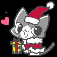 Christmas of nyanko