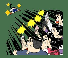 Obocchama-kun sticker #22256