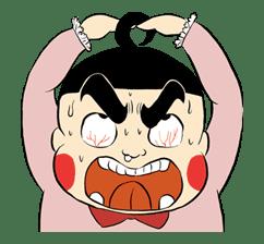Obocchama-kun sticker #22258
