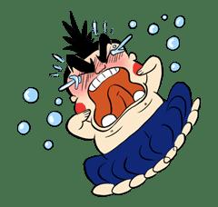 Obocchama-kun sticker #22260