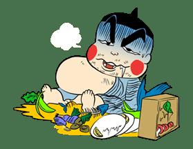 Obocchama-kun sticker #22263