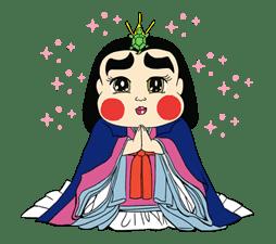 Obocchama-kun sticker #22266