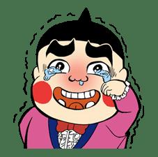 Obocchama-kun sticker #22270