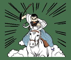 Obocchama-kun sticker #22280