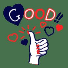 GINZA-GIRL(HIGH-QUALITY sticker vol3) sticker #10473873