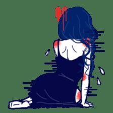 GINZA-GIRL(HIGH-QUALITY sticker vol3) sticker #10473897