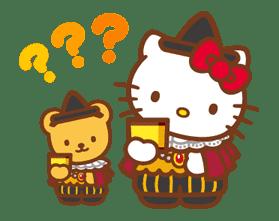 Hello Kitty Around the World sticker #22419
