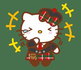 Hello Kitty Around the World sticker #22425