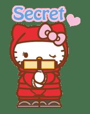 Hello Kitty Around the World sticker #22427