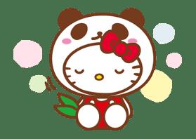 Hello Kitty Around the World sticker #22432