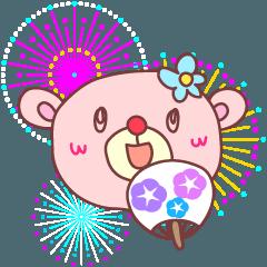 PINK-KUMA SUMMER