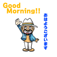 RAJA-Daily Conversation sticker #12573248