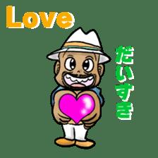 RAJA-Daily Conversation sticker #12573254