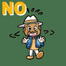 RAJA-Daily Conversation sticker #12573255