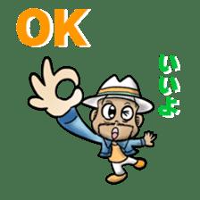 RAJA-Daily Conversation sticker #12573257
