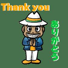RAJA-Daily Conversation sticker #12573258
